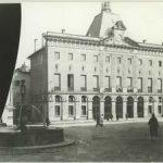 Vue de l'Hôtel de ville