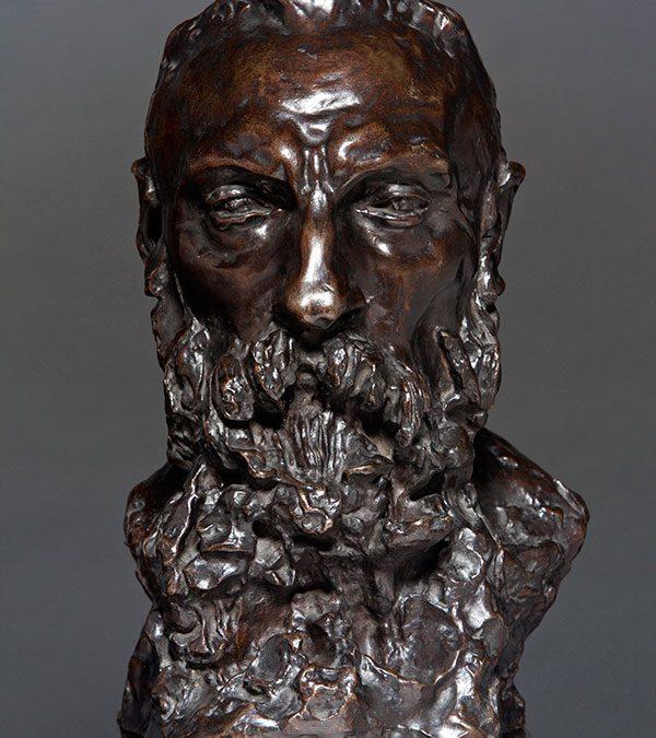 Buste d'Auguste Rodin / Beaux Arts