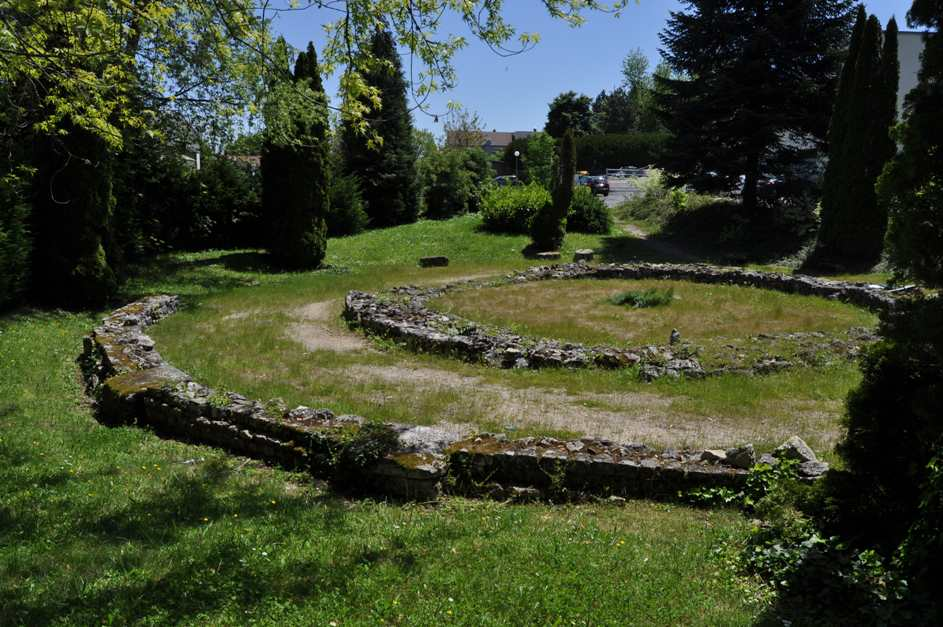 Visite virtuelle du temple d'Aron (suite)