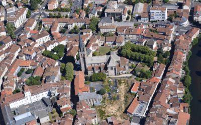 A la découverte du quartier de Saint-Géraud