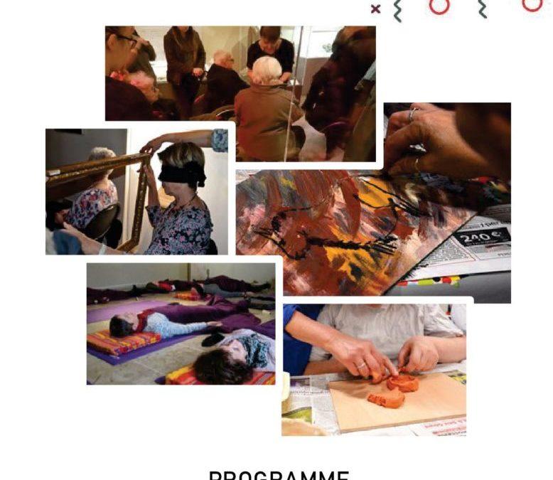 Programme des visites avec accessibilité sept 2021- janvier 2022